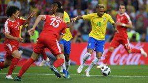 kemenagan brazil