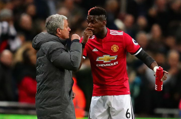 Yaya Toure : Pogba Menjadi Agresif Saat Mourinho Pergi