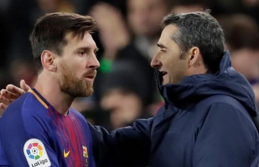 Boss Barca Optimis Messi Akan Tetap Bersama Barca