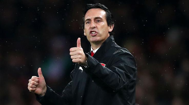 Emery : Untuk Musim ini Saya Dengan Tim Arsenal Cukup Baik