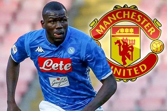 Manchester United Akan Mengundur Kedatanggan Kalidou Koulibaly