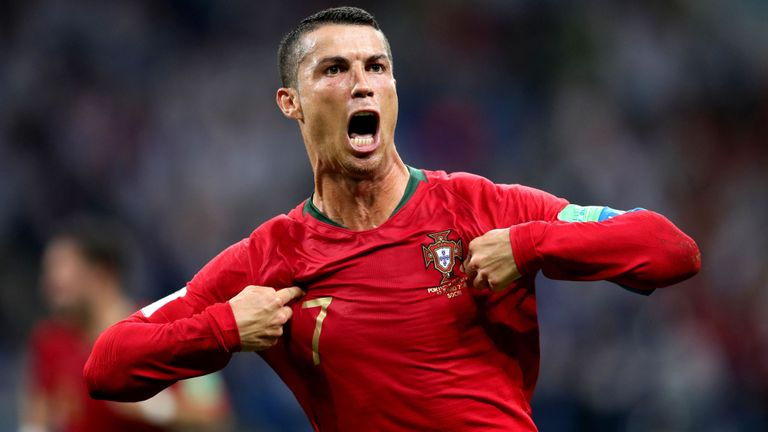 Ronaldo Kembali beraksi dan Mencetak Hattrick