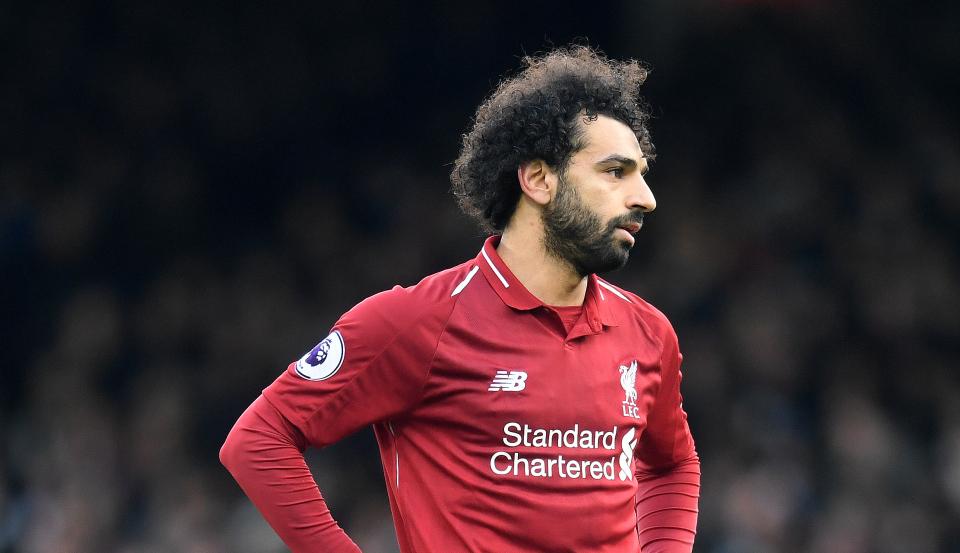 Mohamed Salah Absen Dalam Kontrak Melawan Barcelona