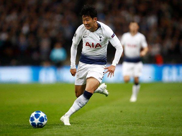 Pemain Bintang Son Heung Min Dikabarkan Nyaris Akan Meninggalkan Club Skuat Tottenham Hotspur