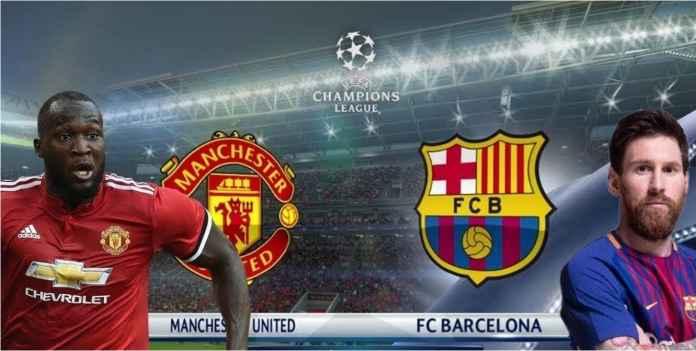 Liga Champions Manchester United Dikabarkan Akan Berhadapan Dengan Salah Satu Club Papan Atas Barcelona