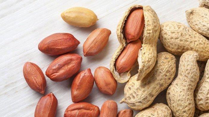 Kacang Tanah Ternyata baik Untuk Diet