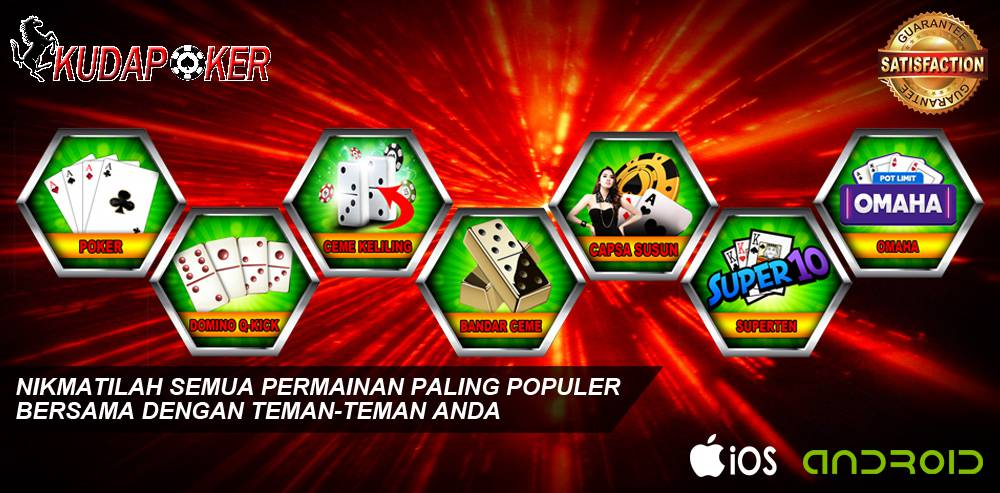 Kudapoker Situs Poker Online Dengan Banyak Cara Kemenangan