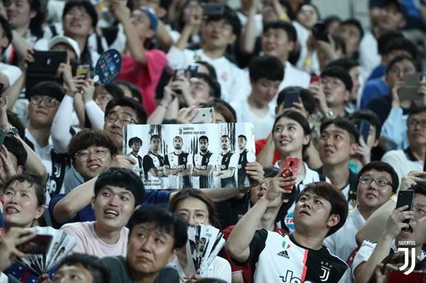 K League ingin Juventus Meminta Maaf Karena Ronaldo tidak bermain dalam pertandingan eksibisi
