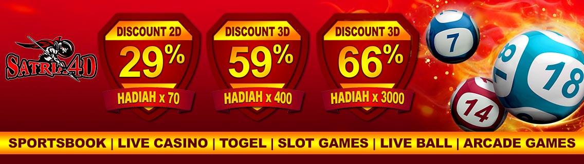 Satria4d - Situs Togel Online