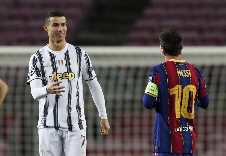 Diajak Gabung Lille, Rivalitas Ronaldo-Messi Kembali Terjadi Di League 1?