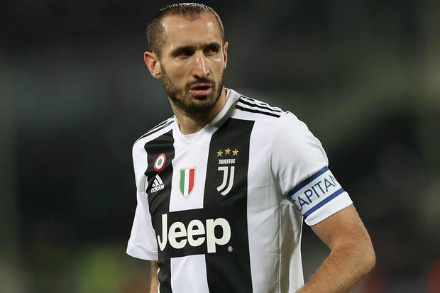 Giorgio Chiellini Bertahan Di Juventus Dua Musim Kedepan