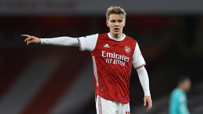 Lampu Hijau Dari Madrid, Martin Odegaard Segera Gabung Arsenal?