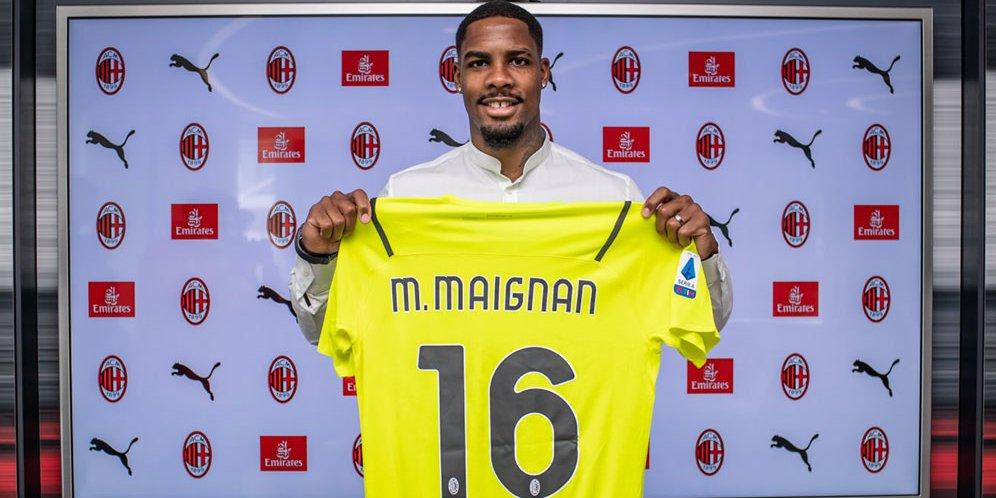 Mike Maignan Berhasil Beradaptasi Dengan Baik Di Milan
