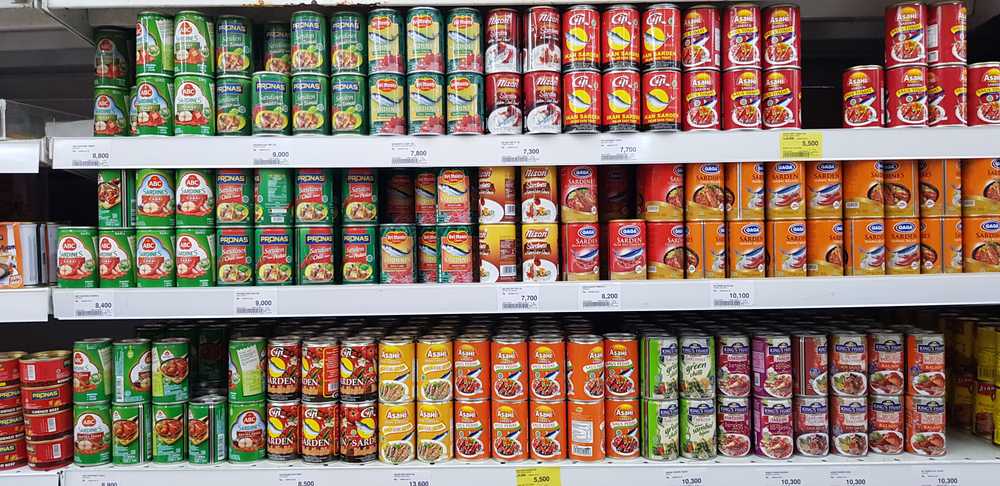 Suka Mengonsumsi Makanan Kaleng? Ketahui Beberapa Dampak Buruknya Jika Dikonsumsi Dalam Jangka Panjang